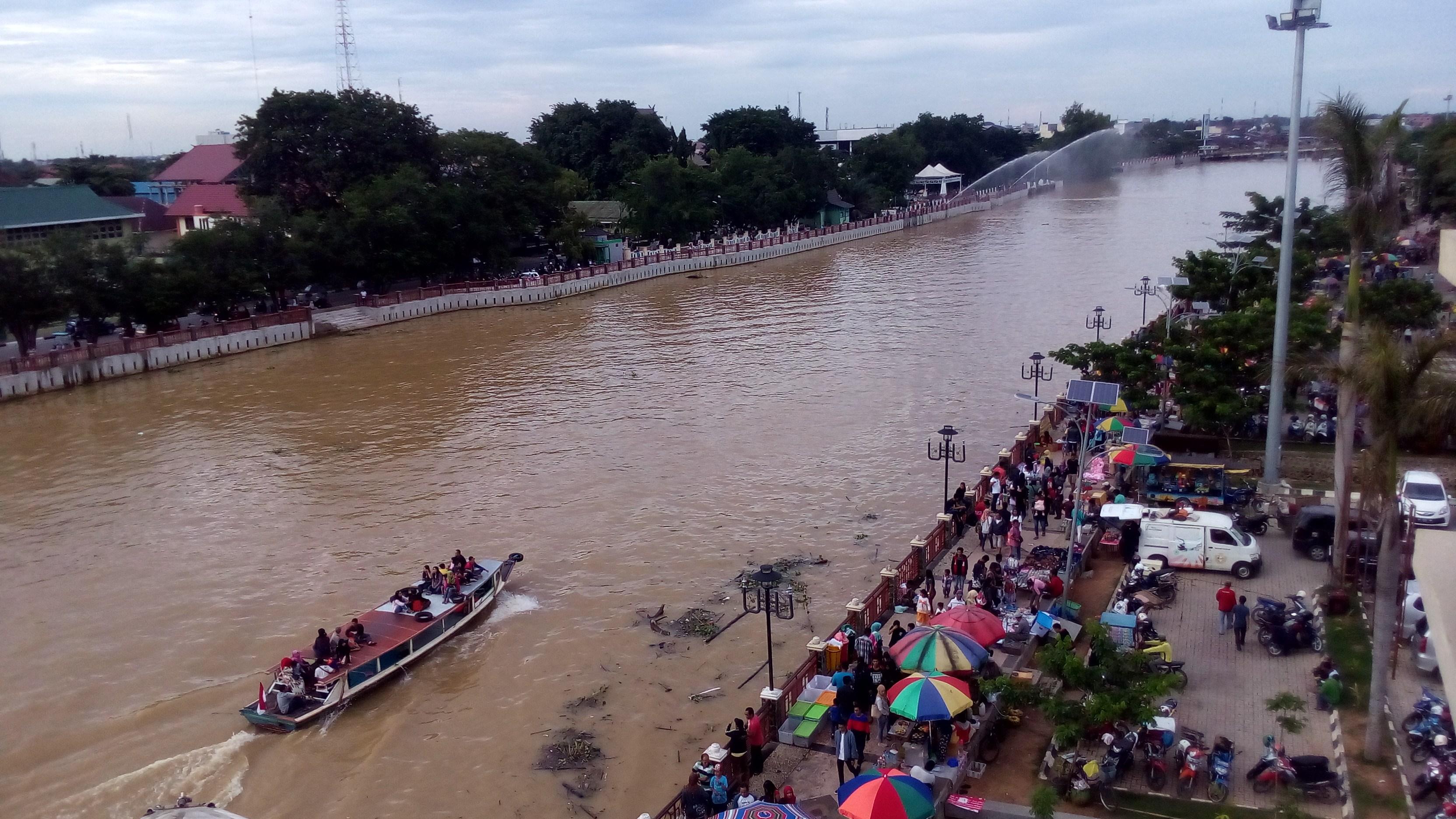 Menara Pandang Banjarmasin Wisata Kalsel P 20160124 170713 Www Wisatabanjarmasin