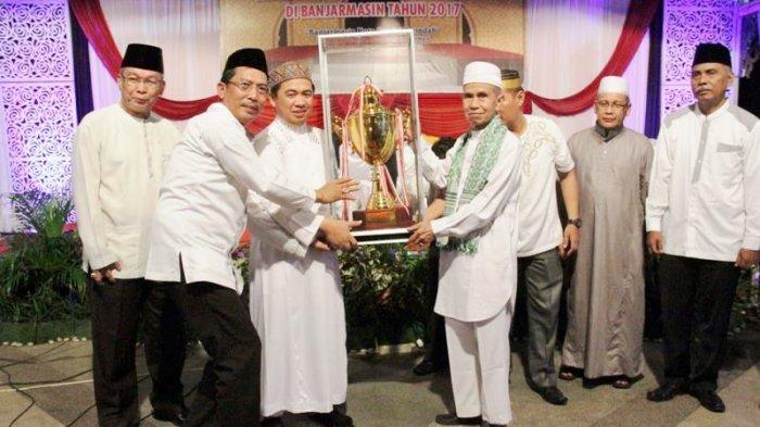 Sebanyak 1 020 Kafilah Berlaga Mtq Nasional Xxx Provinsi Kalsel