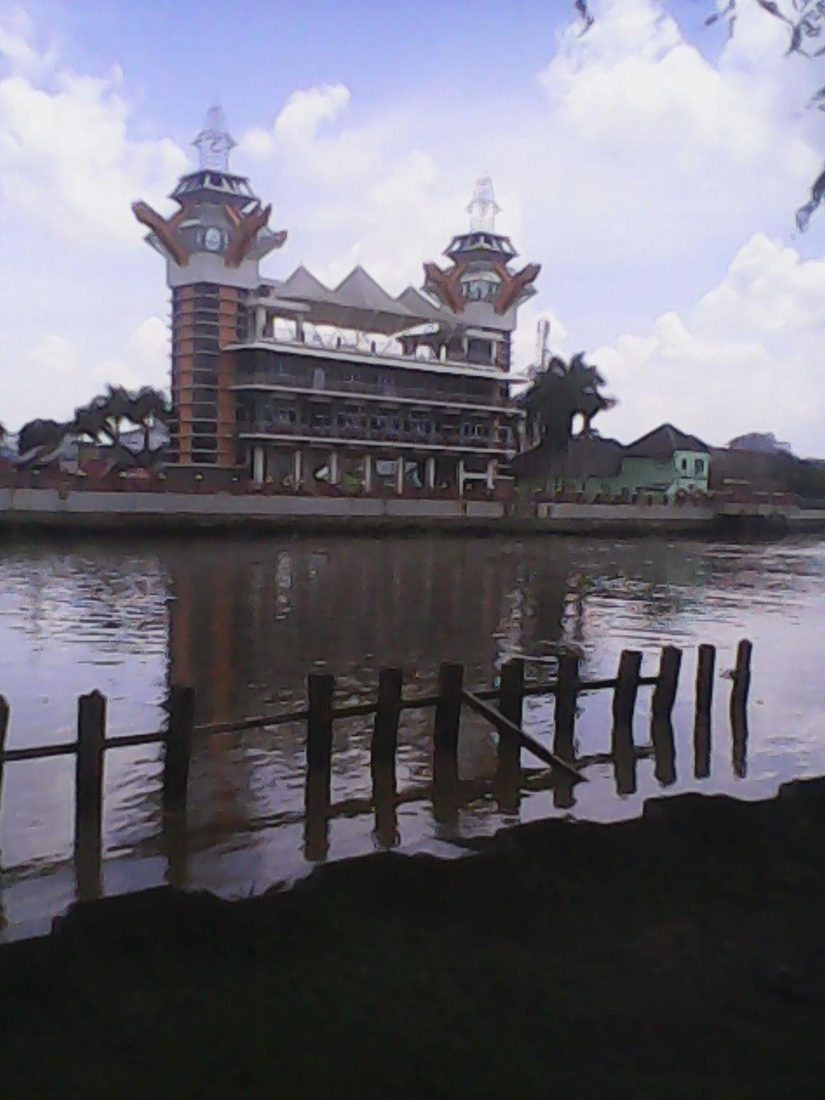 Sejarah Kota Banjarmasin Ahidmuja Blog Menara Pandang Kab