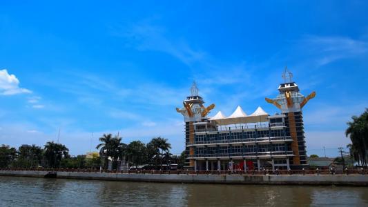 Selamat Datang Website Inspektorat Pemerintah Kota Banjarmasin Menara Pandang Kab