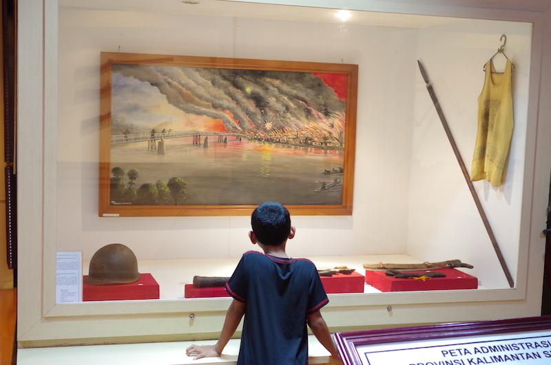 Ardiannugroho Museum Wasaka Banjarmasin Kalimantan Selatan Kab