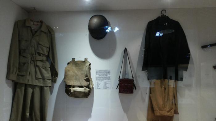 Barajah Baju Kebal Warga Banjar Dipamerkan Museum Wasaka Perang Banjarmasin