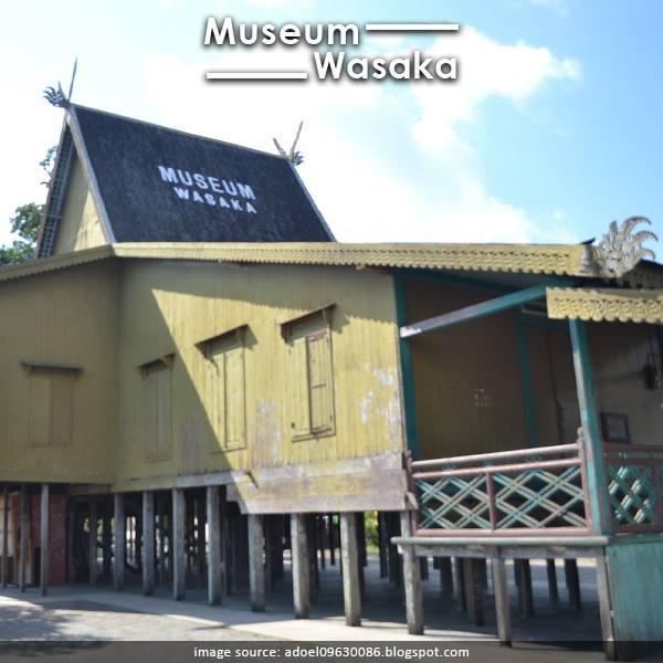 Berkunjung Banjarmasin Kota Seribu Sungai Jadi Wisata Museum Wasaka Image