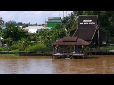 Koleksi Benda Bersejarah Museum Waja Sampai Kaputing Wasaka Banjarmasin Kalimantan
