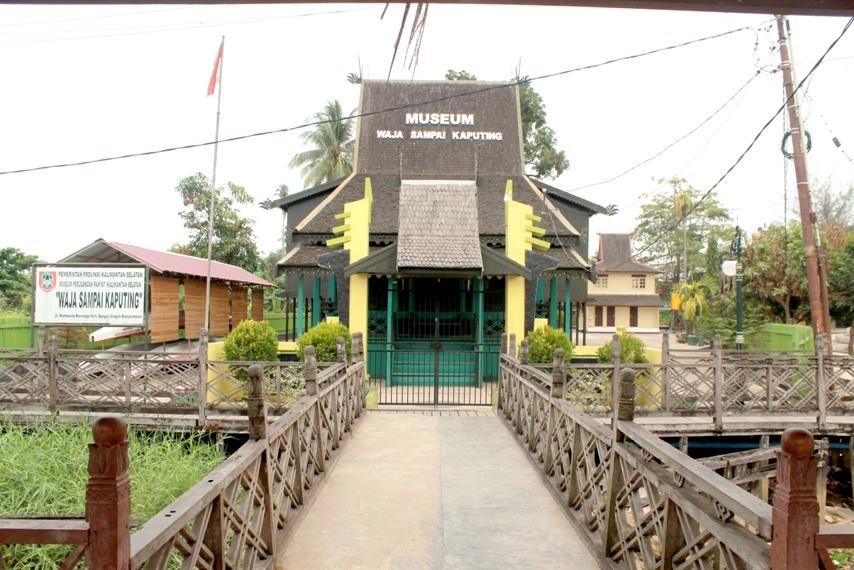 Mengulik Museum Wasaka Banjarmasin Rittahady Kab