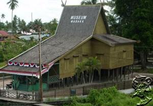 Museum Wasaka Bukti Sejarah Perjuangan Rakyat Kalsel Info Kalimantan Berwujud