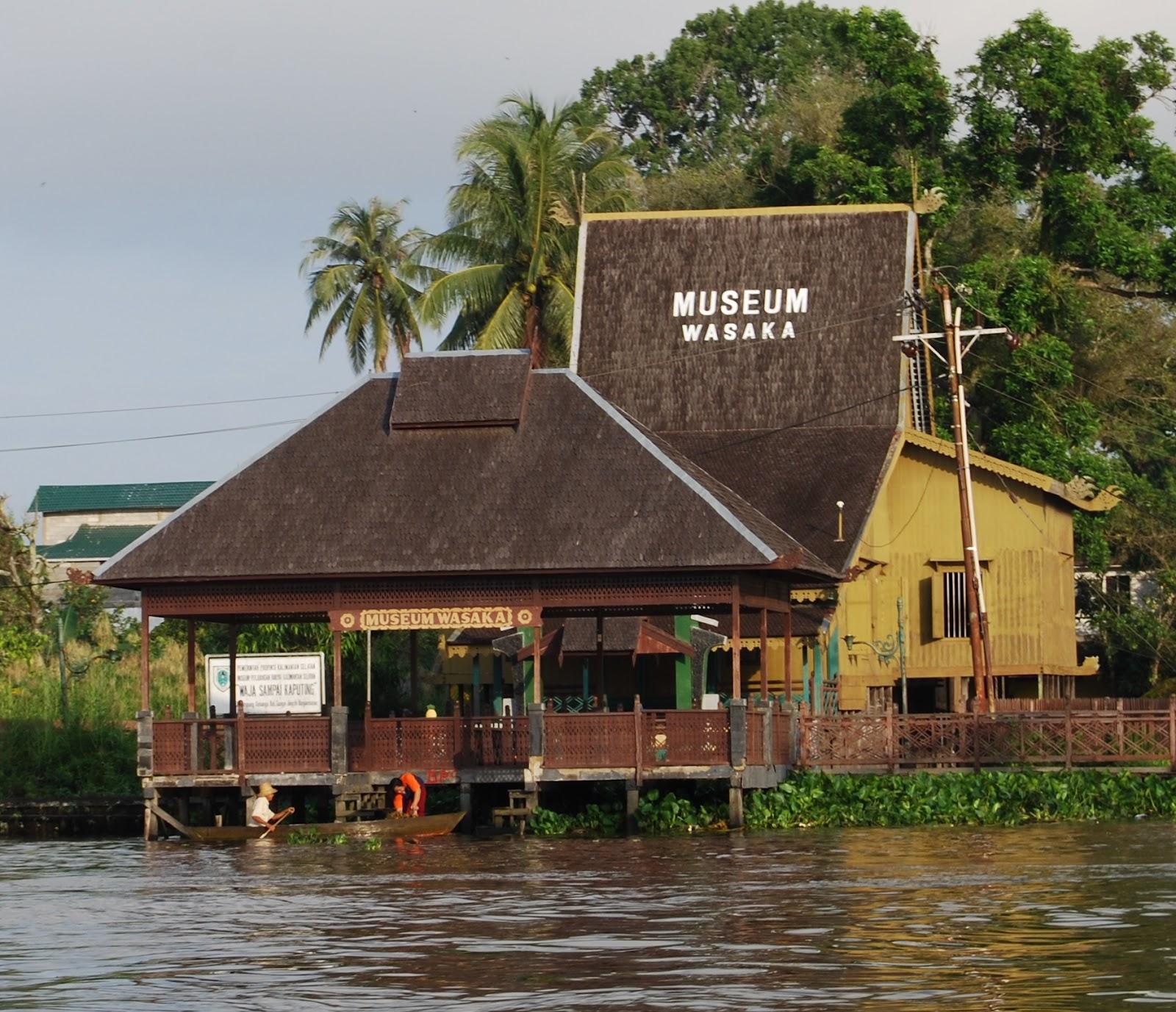 Museum Wasaka Menyimpan Kisah Perjuangan Rakyat Kalimantan Selatan Kab Banjarmasin
