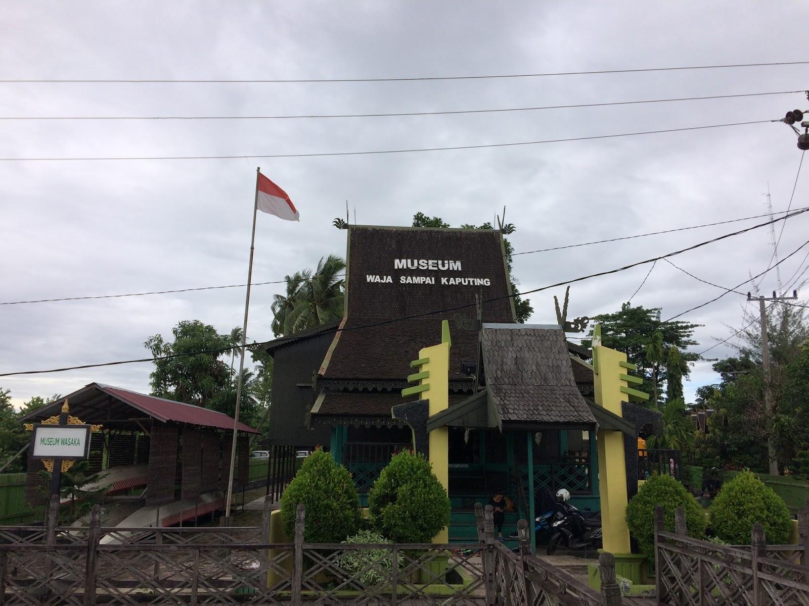 Reymond Richardo Hutabarat Museum Wasaka Kab Banjarmasin