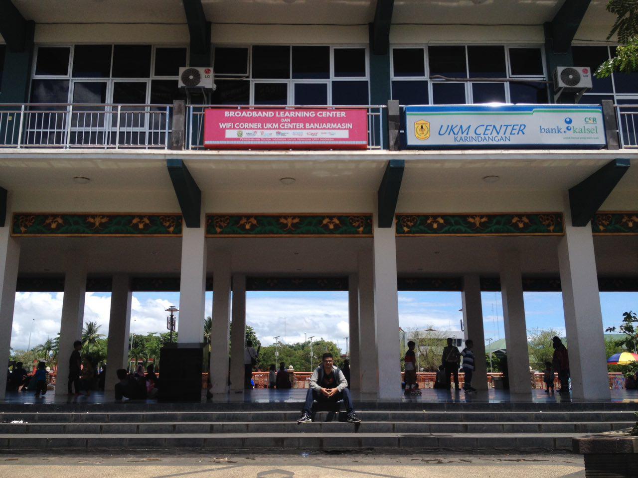 Tempat Wisata Banjarmasin Museum Wasaka Singkatan Waja Sampai Kaputing Motto