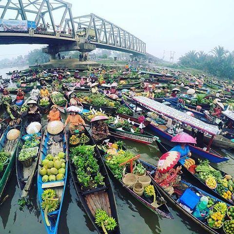 Banjar Info Banjarinfo Instagram Photos Videos Pasar Terapung Lok Baintan