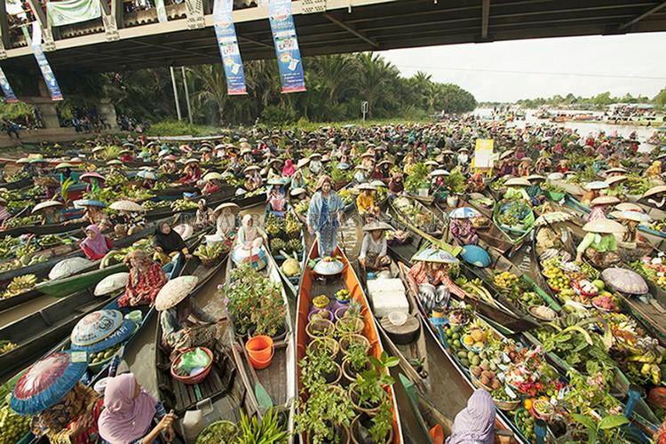 Festival Pesona Banjar Seribu Jukung Pagi Buta Radar Banjarmasin Martapura