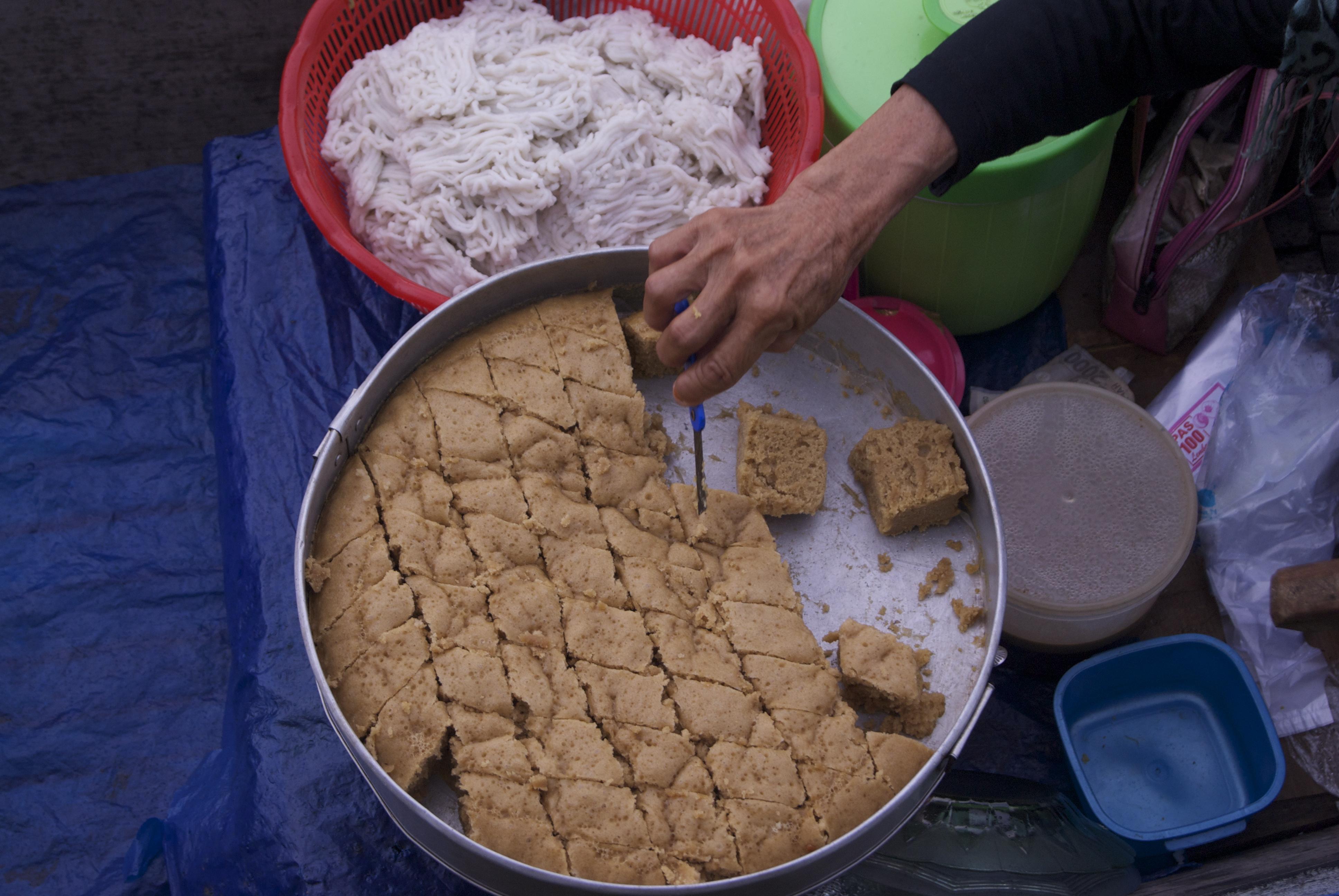 File Kue Apem Pasar Terapung Lok Baintan Jpg Wikimedia Commons