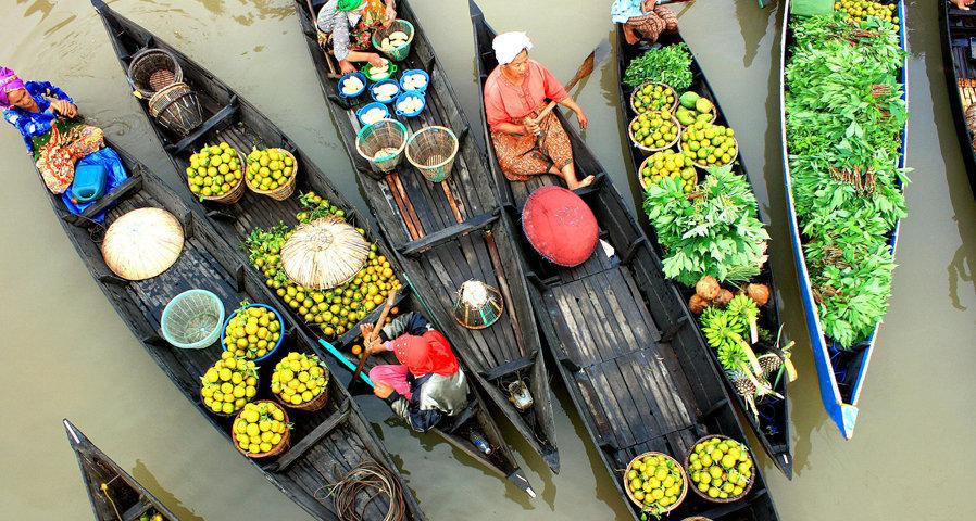 Menikmati Sajian Kuliner Pasar Terapung Banjarmasin Uday Rayana Berkunjung Tak