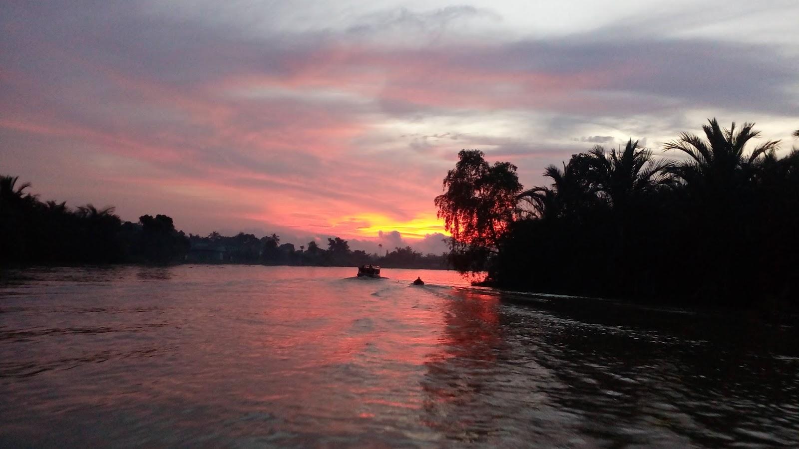 Menilik Pasar Terapung Lok Baintan Warisan Budaya Kesultanan Banjar Panorama