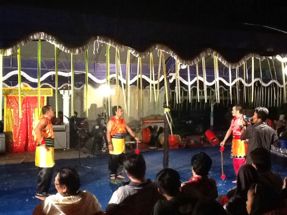 Ambin Sayup Teater Tradisi Mamanda Campala Ambun Hari Jadi Sanggar