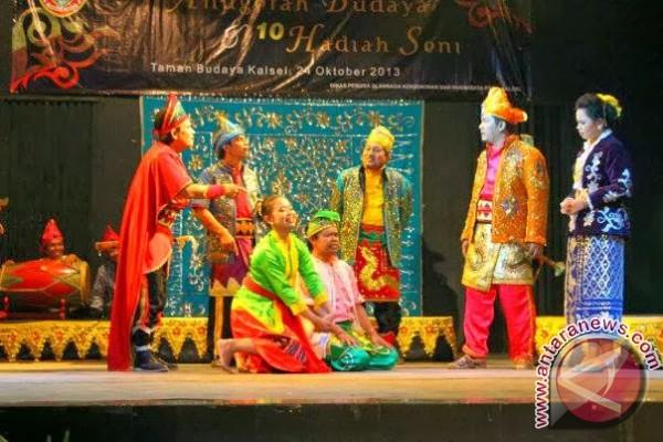 Enam Sanggar Seni Gelar Musik Etnik Kalaborasi Antara News Antaranews