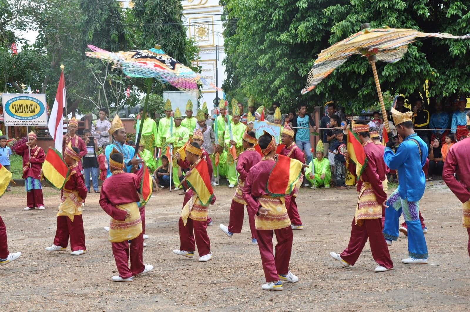 Kesenian Sejarah Kalimantan Selatan Kepala Bidang Kebudayaan Dinas Pariwisata Pemuda