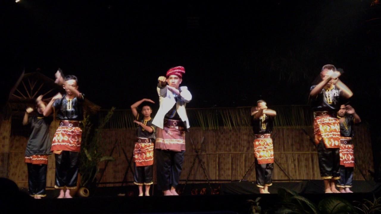 Pergelaran Seni Bela Diri Banjar Kuntau Taman Budaya Kalsel Youtube
