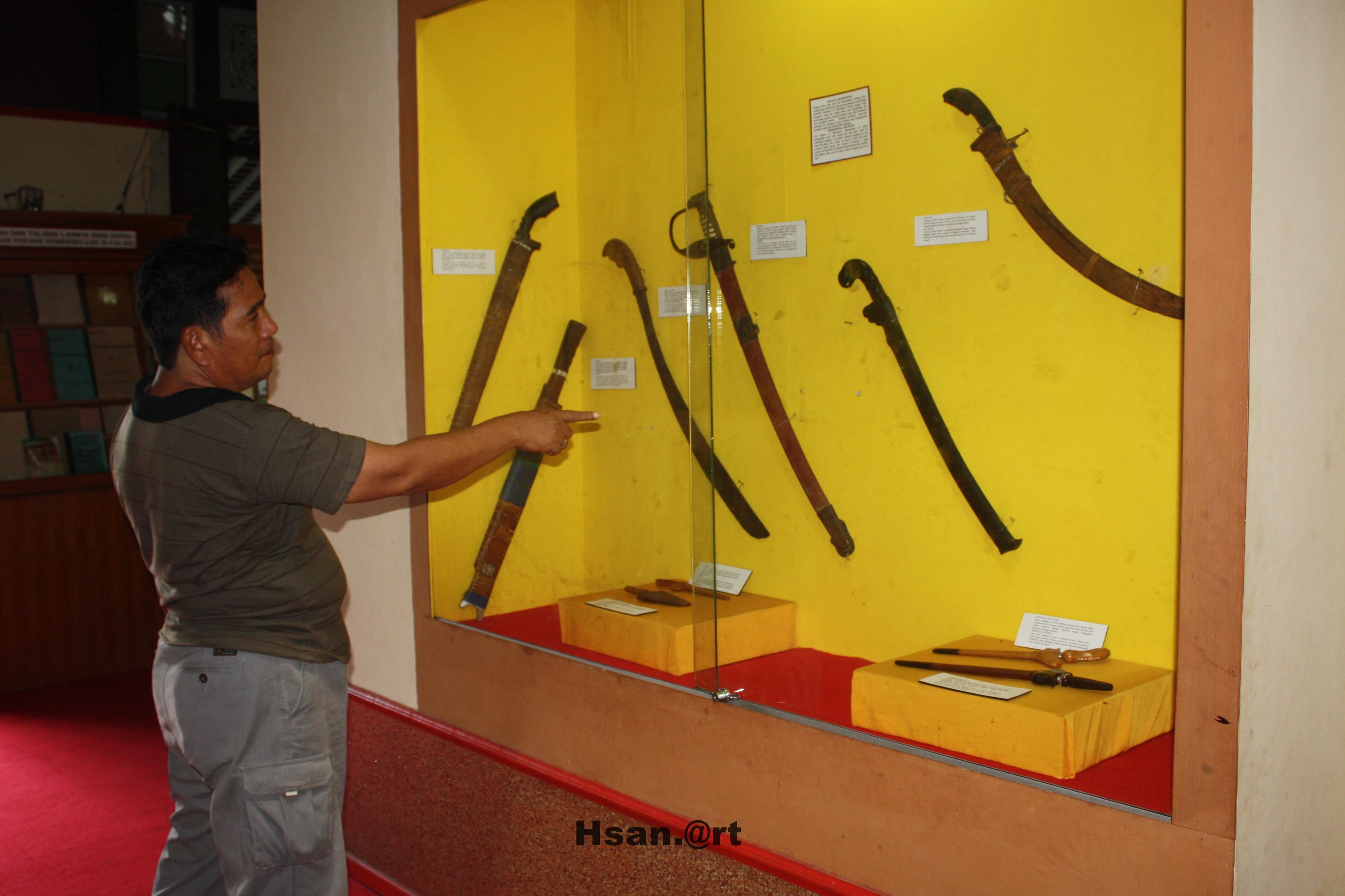 Sejarah Kalsel Kabar Paman Anum Museum Wasaka Kenanga Ulu Rt