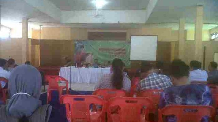 Seniman Pelajar Ikuti Workshop Lamut Banjarmasin Post Kalsel Taman Budaya