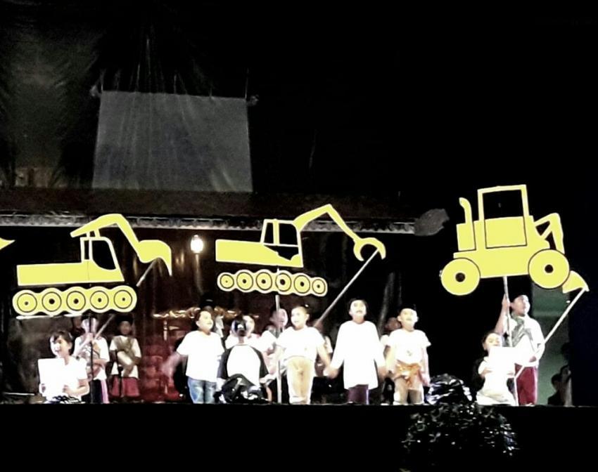 Taman Budaya Kalsel Gelar Seni Banua Kalimantan Selatan Kab Banjarmasin