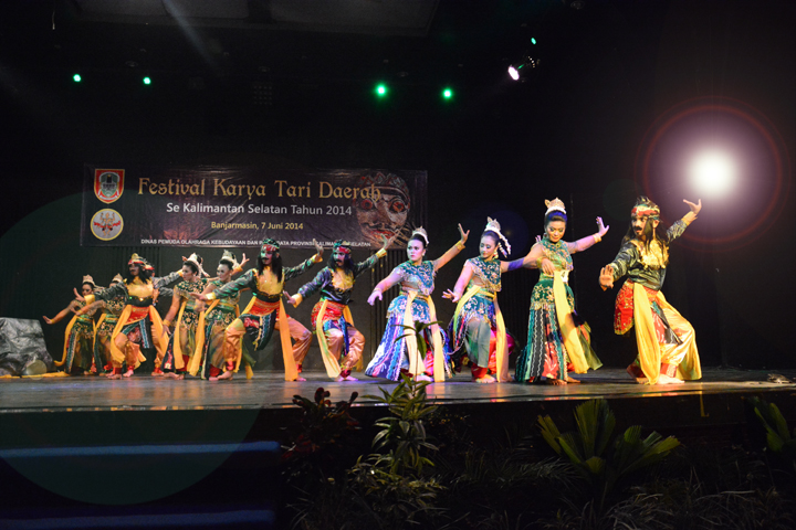 Visit Daftar Agenda Wisata Kalimantan Selatan Biasanya Acara Digelar Taman