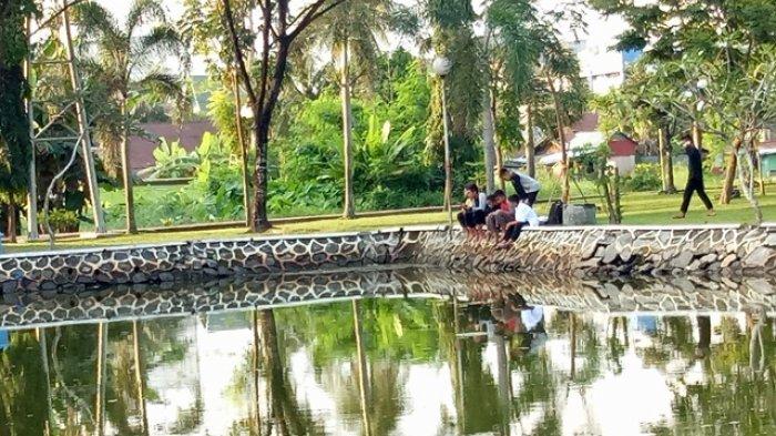 Anak Tenggelam Kolam Taman Kamboja Tewas Dibawa Rumah Sakit Kab