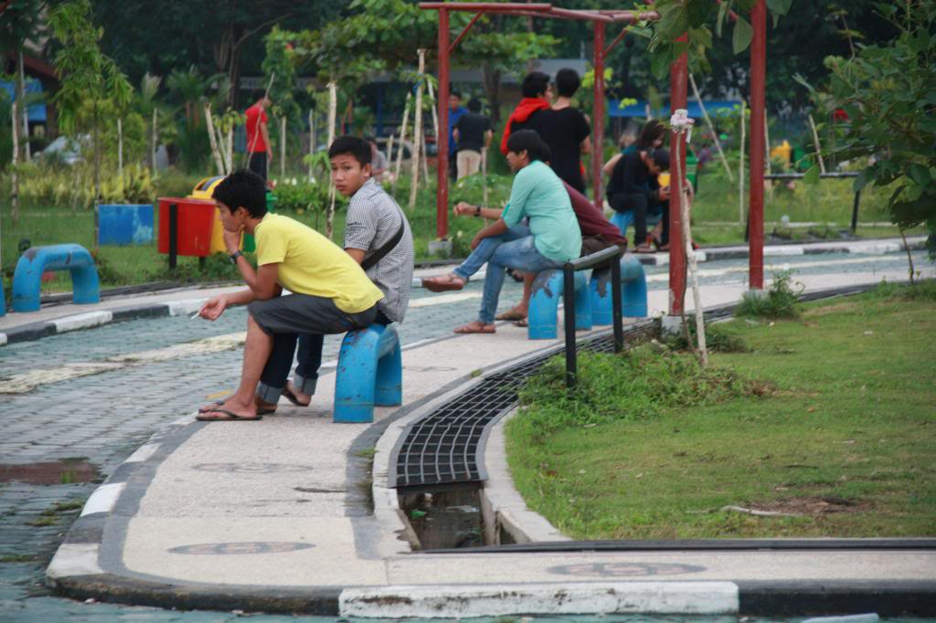 Banjarmasin Cityscape Tourism Culture Nature Culinary Ternyata Taman Kamboja Jd