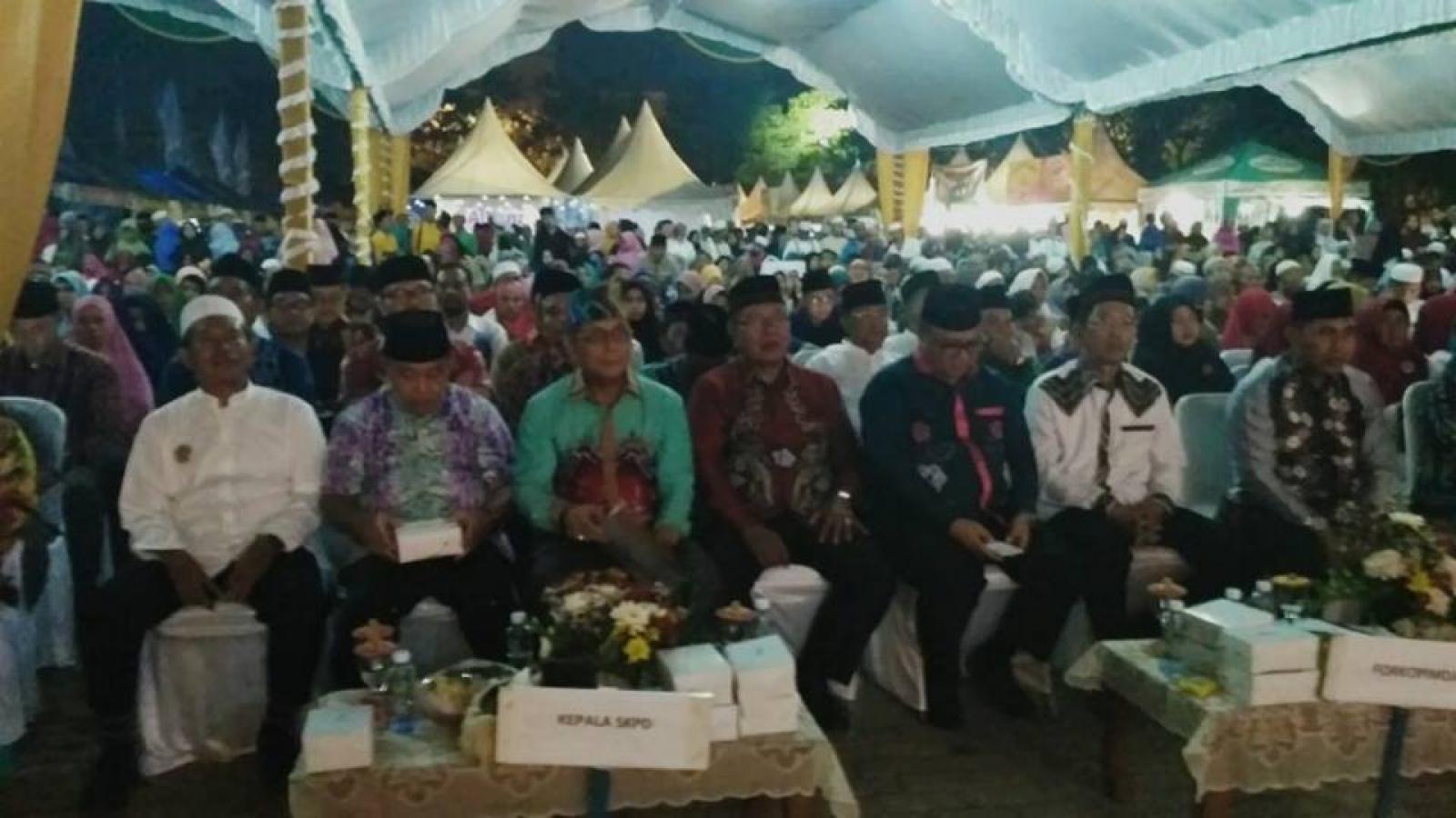 Kecamatan Banjarmasin Utara Tuan Rumah Mtq 2019 Taman Kamboja Kab