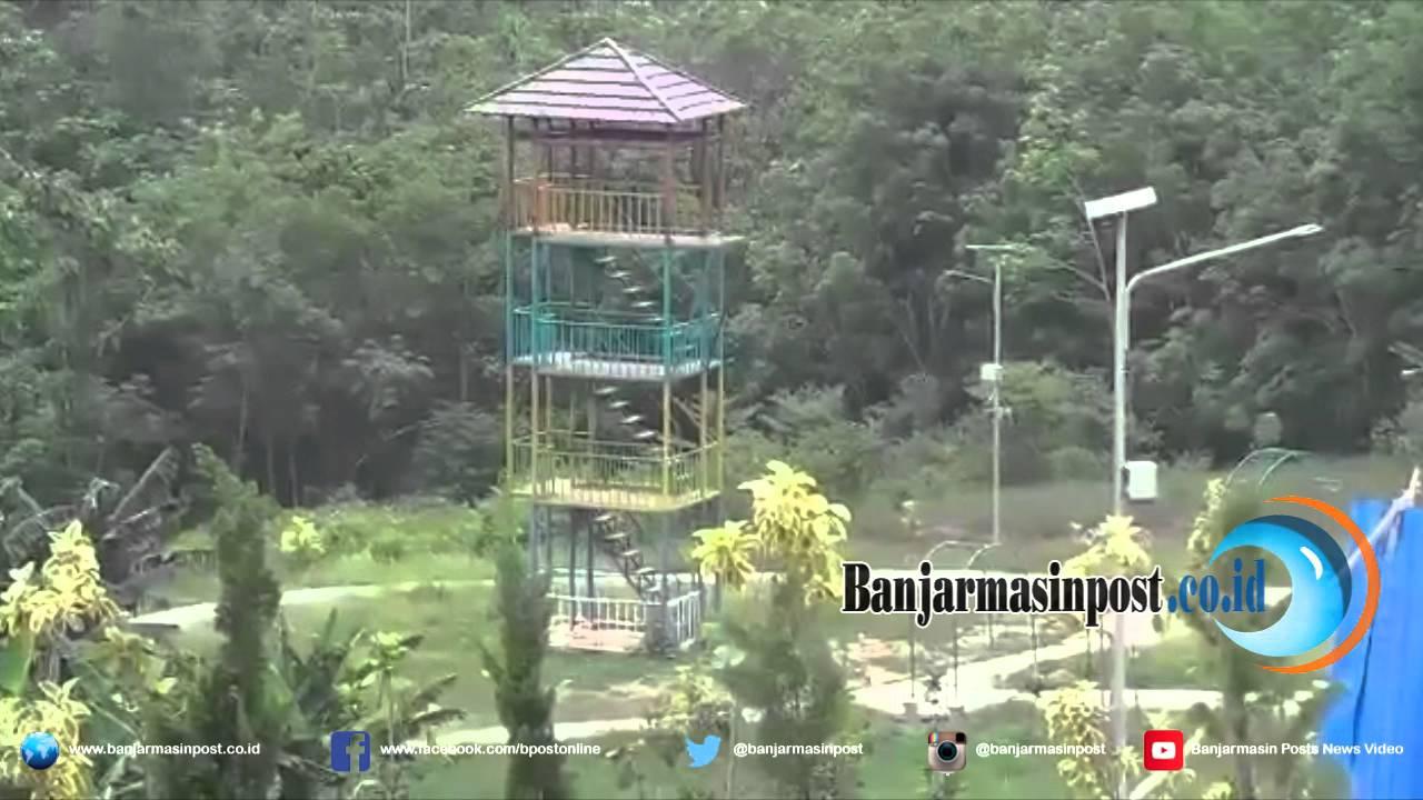 Menikmati Liburan Taman Hijau Balangan Kalsel Siceler Youtube Kamboja Kab