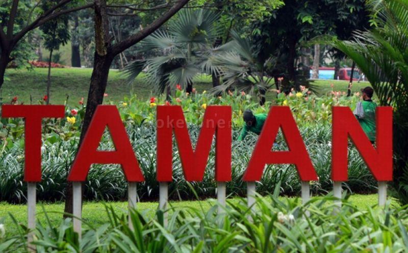Nikmati Santai Sore Banjarmasin Datangi Tiga Taman Teduh Aja Kamboja