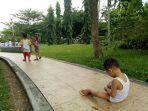 Ruang Terbuka Hijau Rth Banjarmasin Post Wali Kota Ibnu Sina