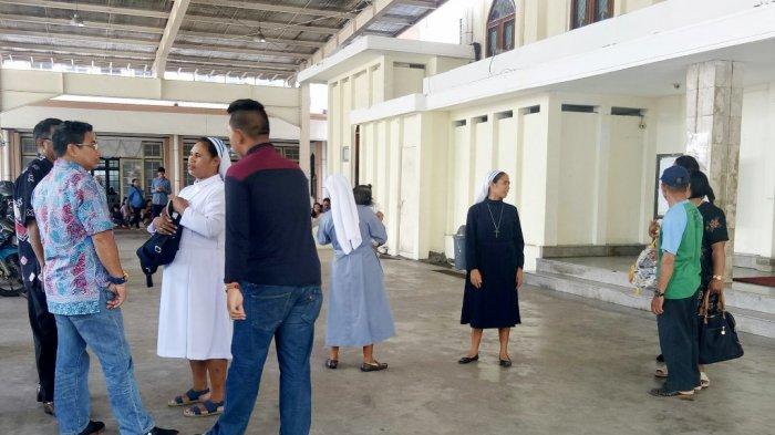 Tag Kota Banjarmasin Bom Gereja Surabaya Pendeta Katedral Ingatkan Jamaat
