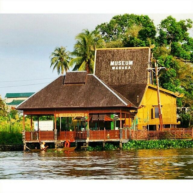 13 Tempat Wisata Banjarmasin Kunjungi Taman Maskot Kab