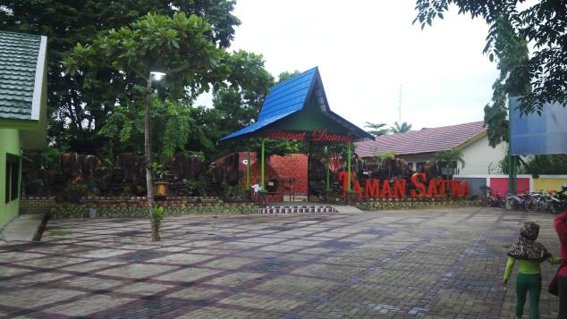 15 Tempat Wisata Banjarmasin Terbaru Ngehits Sekilasinfo Taman Satwa Berada