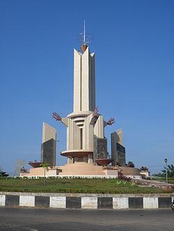 Banjarbaru Wikipedia Monument Taman Maskot Kab Banjarmasin