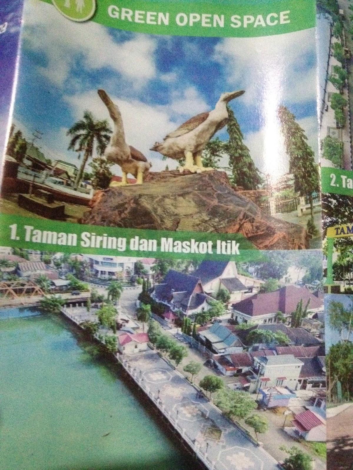 Info Wara Wiri Peta Komunitas Hijau Kabupaten Hulu Sungai Utara
