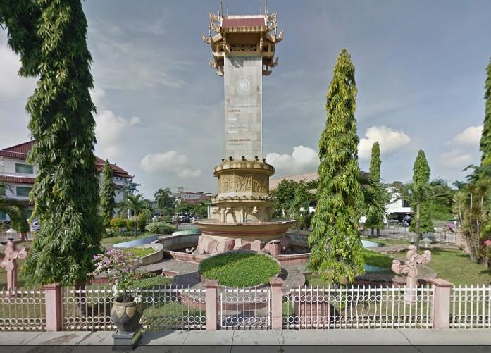 Instakalimantan Hanafi Tugu Kota Banjarmasin Musaffa Kawasan Taman Maskot Kelurahan