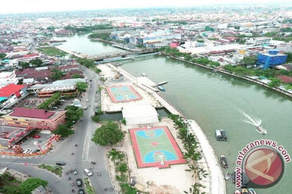 Kongres Sungai Undang Anies Sandi Antara News Kalimantan Selatan Taman
