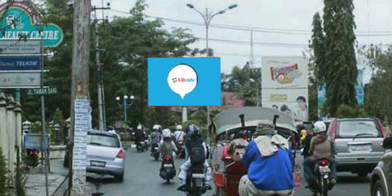 Sewa Baliho Kalimantan Selatan Kota Banjarmasin Jl Musaffa Brn 0024