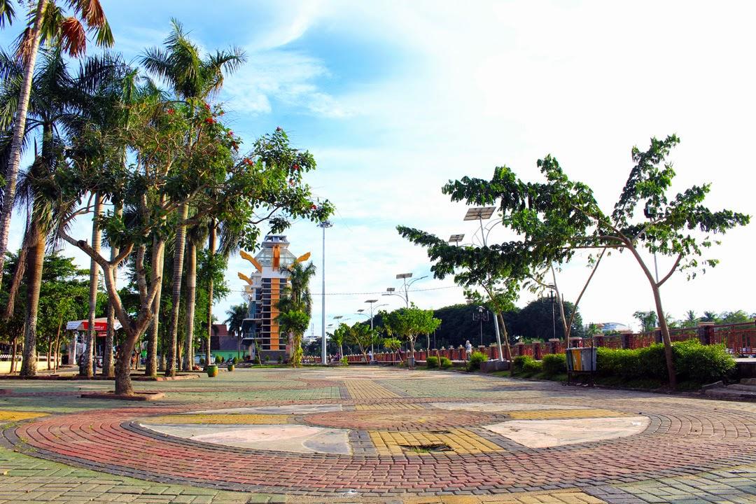 5 Tempat Wisata Banjarmasin Hits Kalimantan Selatan Taman Siring Sungai