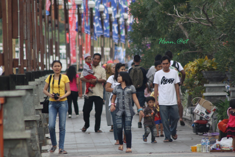 Kota Air Kabar Paman Anum Elok Kata Abdul Malik Pelancong