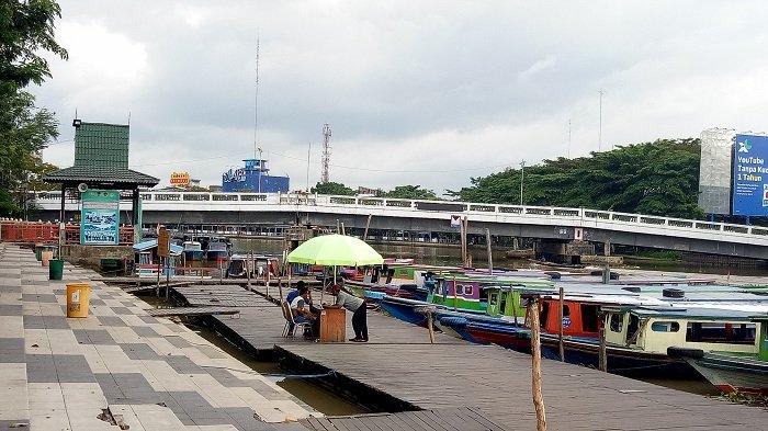 Tag Kelotok Wisata Operasional Sungai Martapura Perda Dishubpar Janji Keluarkan