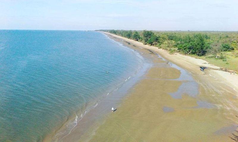 Tempat Wisata Banjarmasin Wajib Kalian Kunjungi Pantai Sungai Pampan Taman