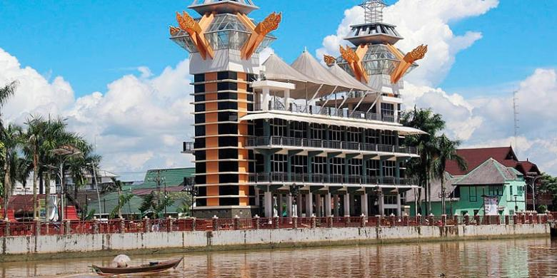 Wisata Arsip Cv Nabil Group Banjarmasin Menarik Hati Turis Asing
