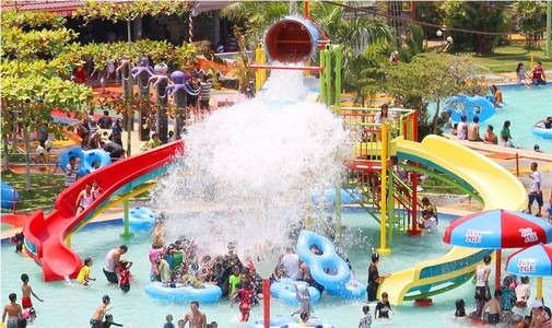 Dinas Kebudayaan Pariwisata Kabupaten Banjar Alamat Water Boom Pesona Modern
