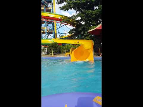 Water Boom Pesona Modern Nanang Galuh Intan Explore Kabupaten Banjarmasin