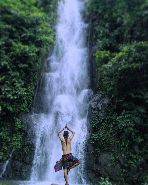 Objek Wisata Banjarnegara Jawa Tengah Blog Wahyu Santosa Hika Curug