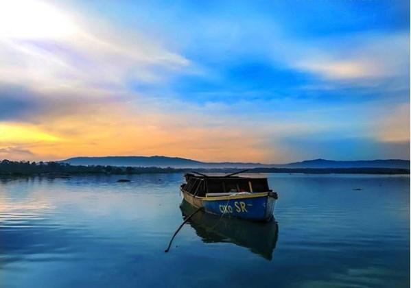 Tempat Wisata Banjarnegara Negara Jawa Tengah Asyik Menarik Waduk Mrica