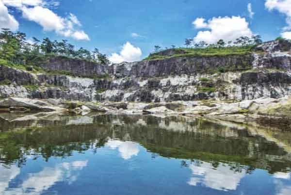 Tempat Wisata Banjarnegara Terbaru 2018 Rekomended Berfoto Anglir Mendung Kab